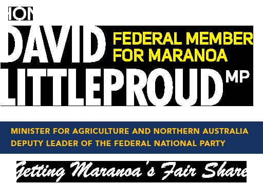 David Littlerpoud MP